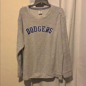 L.A. Dodgers (Pink Victoria Secret) Sweater